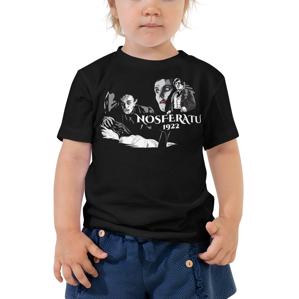 Nosferatu Toddler Short Sleeve Tee