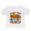 Road Trip Unlimited Baby Jersey Short Sleeve Tee