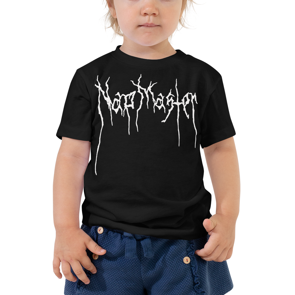 NapMaster Toddler Short Sleeve Tee