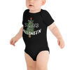 311 Days Until Halloween Short Sleeve Onesie