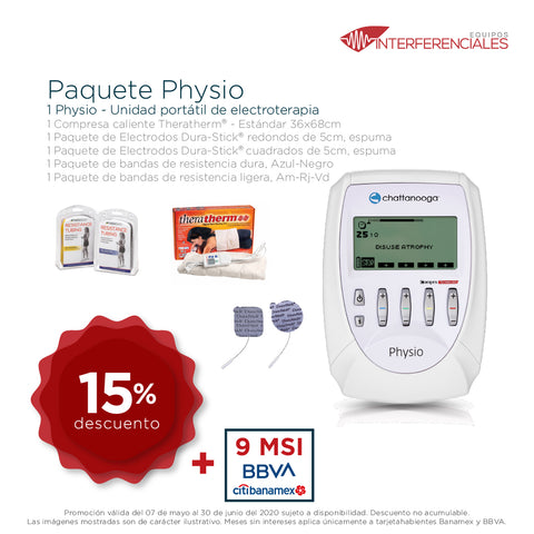 Paquete Physio