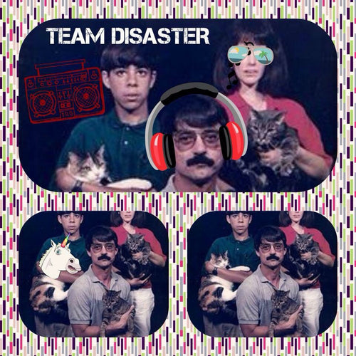 TAPE FROM THE VAULT-FAMILY-TEAM DISASTER