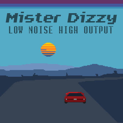 TAPE FROM THE VAULT- MISTER DIZZY-LOW NOISE HIGH OUTPUT-LTD ONLY 20 COPIES