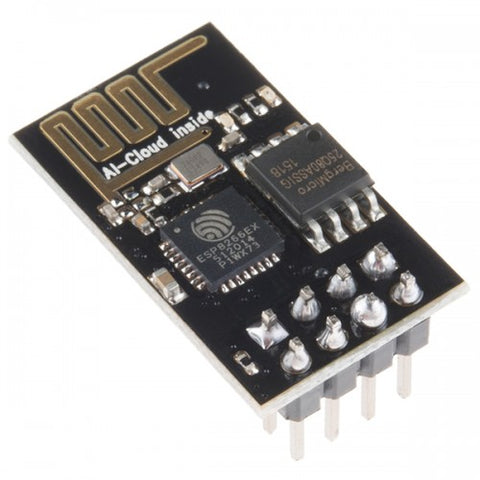 ESP8266 Serial WIFI Wireless TransceiveR Module Send Receive LWIP AP+STA UF