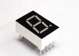0.5inch 1 7-Segments Display