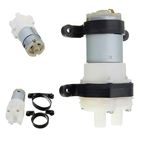 5G  Aquarium R385 DC6-12V 3m Diaphragm Water Pump