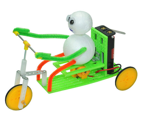 STEM Education Kits #22 Electric tricycle