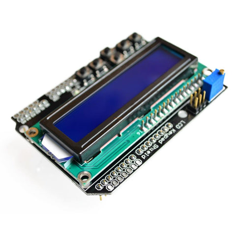 1602 LCD Board Keypad Shield For Arduino UNO MEGA