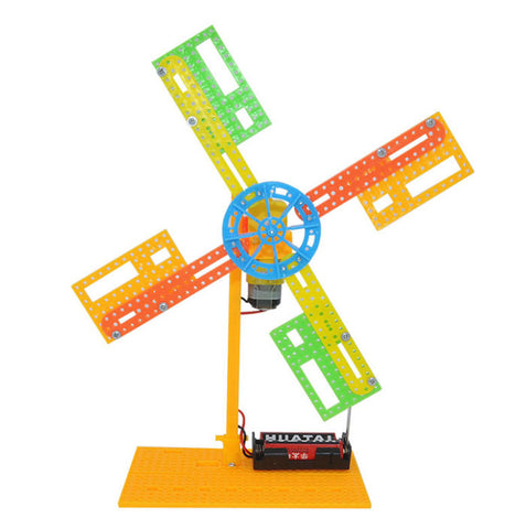 STEM Education Kits #33 windmill