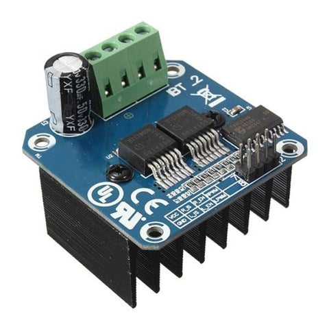 64000MN Semiconductor BTS7960B Motor Driver 43A H-Bridge Drive