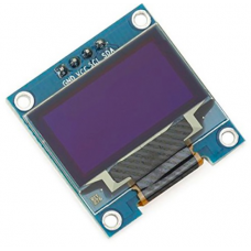 "1B60006 4pin New 128X64 OLED LCD LED Display Module 0.96"" I2C IIC Communicate-White Color"
