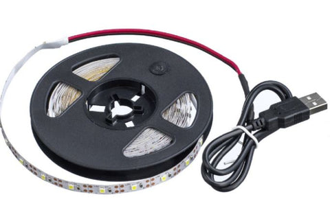 4A000 3M 5V USB LED Strip 2835 60Led/M (warm White)