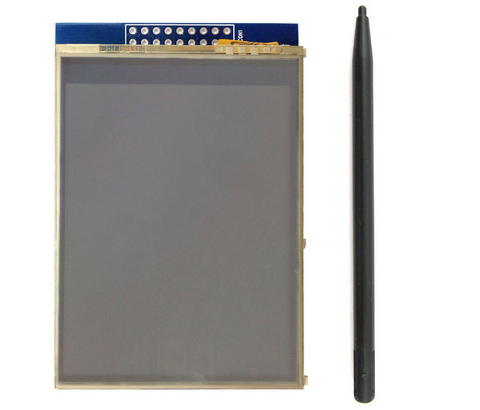 "2.8"" TFT LCD Touch Screen Shield Expansion Board for Arduino"