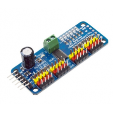 64000B 16 Channel 12-bit PWM/Servo Driver-I2C interface PCA9685 module