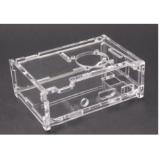 Transparent Acrylic Case For Raspberry Pi 3/2/B/B+