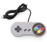 3E0000 SNES game Controllers Raspberry Pi Compatible USB Gamepad