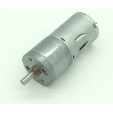 JGA25-370 DC motor speed reduction motor 12v 400RM