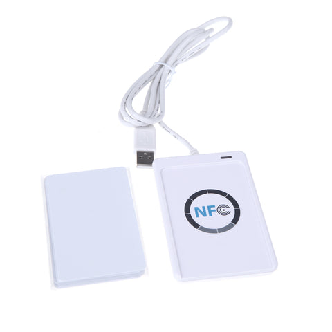 6500 NFC ACR122U RFID Contactless Smart Reader & Writer/USB + SDK + 4pcs IC Card