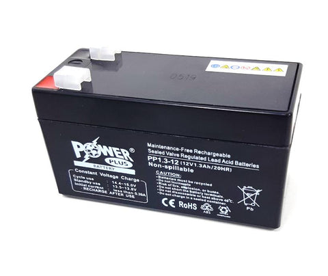 7C000G 12V battery 1.3Ah /20HR