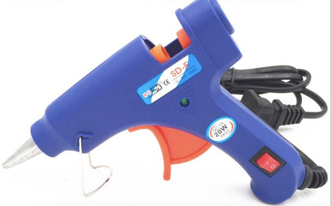 4D000D 20w hot Glue Gun EU plug