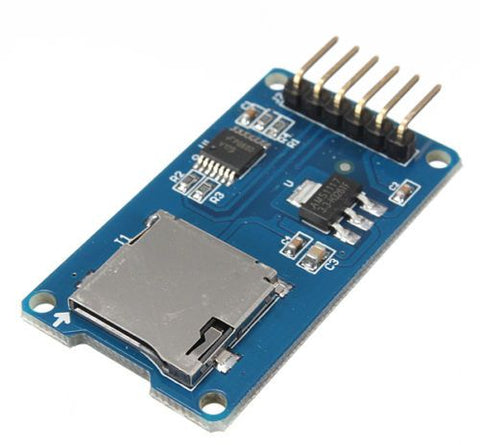 Micro SD Storage Board TF Card Reader Memory Module SPI Port