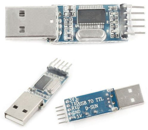 USB To RS232 TTL PL2303HX Auto Converter Module Converter Adapter
