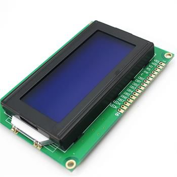 LCD Blue 16x4 1604 Character Module Display