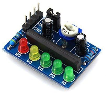 KA2284 Power level indicator Battery Pro Audio level indicator module