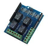 4 four channel Relay Shield 5V Module