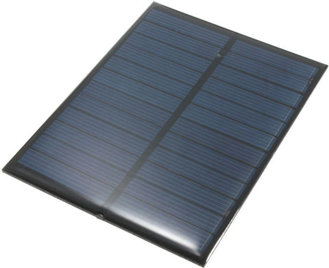 6V 1.1W 200mA Solar Power Panel Poly Cell