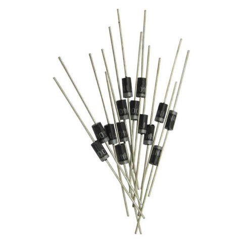 5F  10 PCS 1N4007 IN4007 DO-41 1A 1000V Rectifie Diode