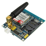 2A29-00C SIM900 GSM GPRS Module Mini V4.0 Serial Wireless Development Board With Antenna