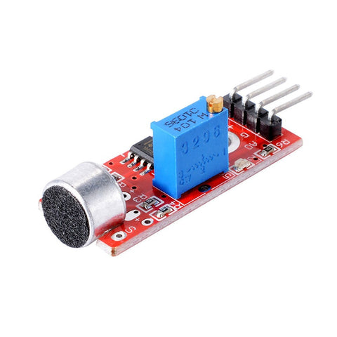 1B17-00B High Quality Microphone Sensor AVR PIC High Sensitivity Sound Detection Module
