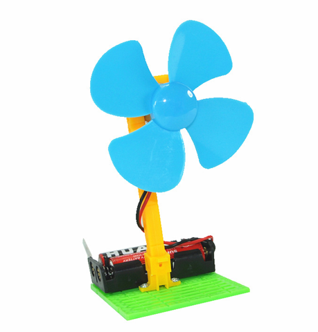 STEM Education Kits #3 Mini Electric Fan