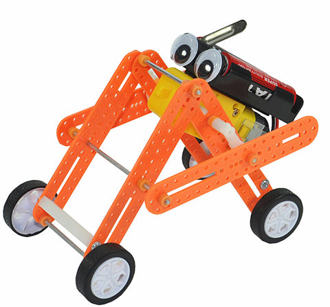 STEM Education Kits #8 crawling robot