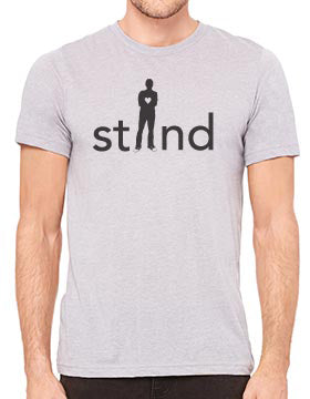 Mens Stand For Love Tee