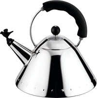 Alessi - Bird Whistle Kettle - Black