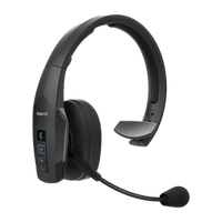 BlueParrott B450-XT Bluetooth Wireless On-Ear Headset with NFC - Bi-Directional