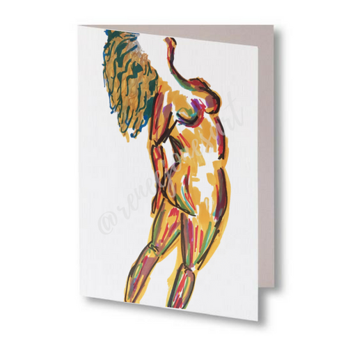Freedom Greeting Card & Art Pack 10 - Pack