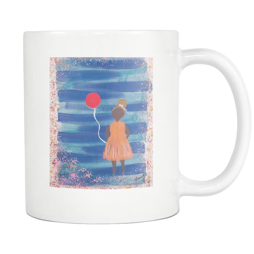 Little Girl Mug