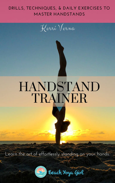 Handstand Trainer Ebook