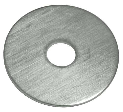 Aluminum Disk - Plain (no text)