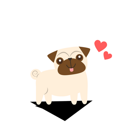 Come Join the Fun Pug!