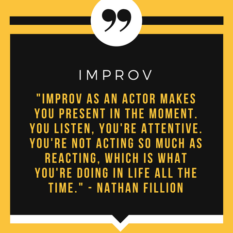 Hollywood Actors Workshop. Improv for Actors.