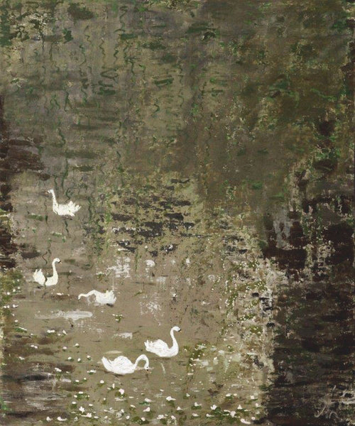 Willow Swans