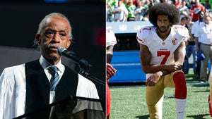 Al Sharpton to the NFL: 'Give Colin Kaepernick his job back'