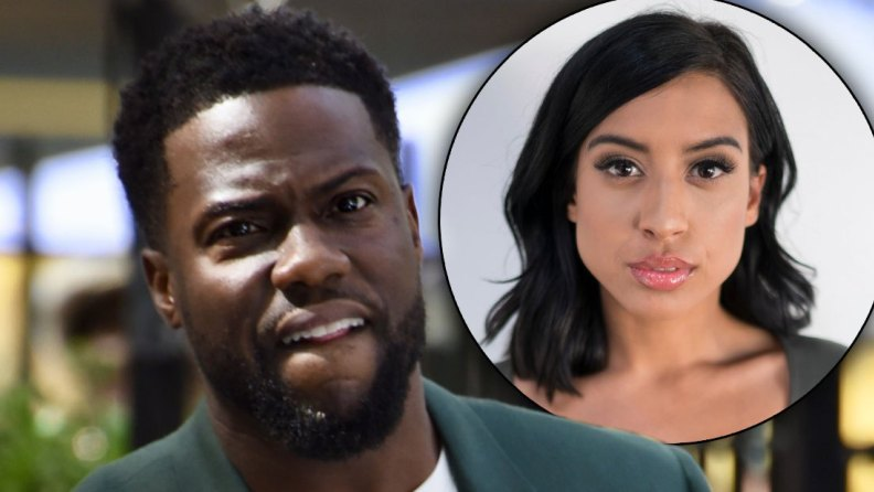 Kevin Hart Sued For $60M By Woman At Center Of Sex Extortion Drama