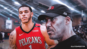 LaVar Ball calls son Lonzo 'damaged goods' in an argument over Big Baller Brand