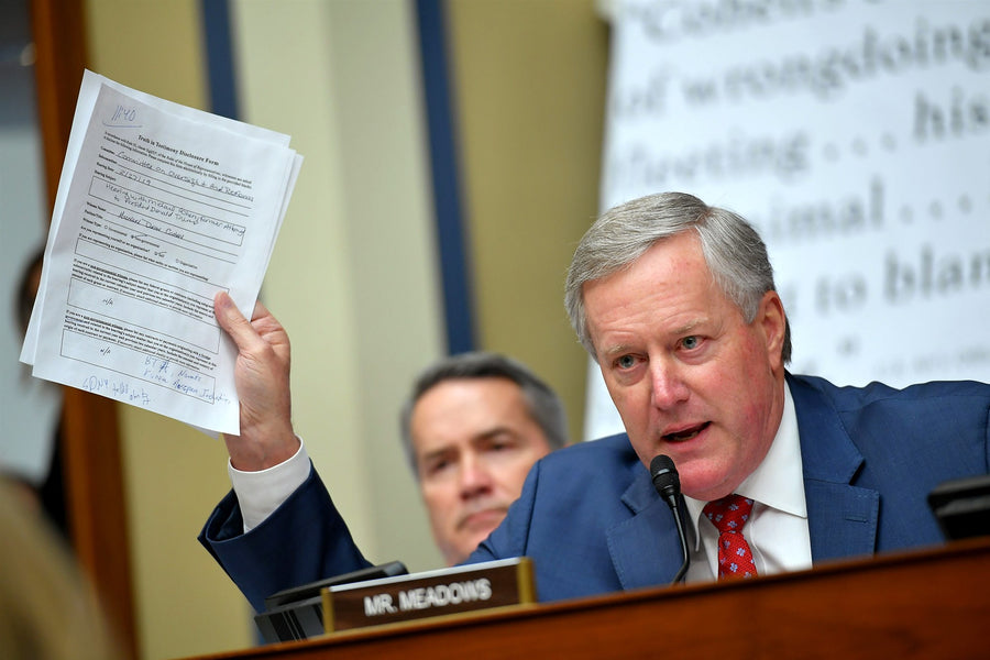 Don't Forget Mark Meadows Made A Racist Birther Joke In 2012