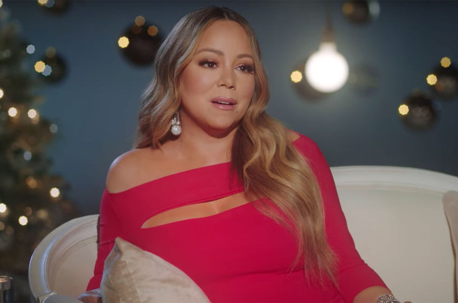 Mariah Carey's 'All I Want for Christmas' is No.1 — 25 years later